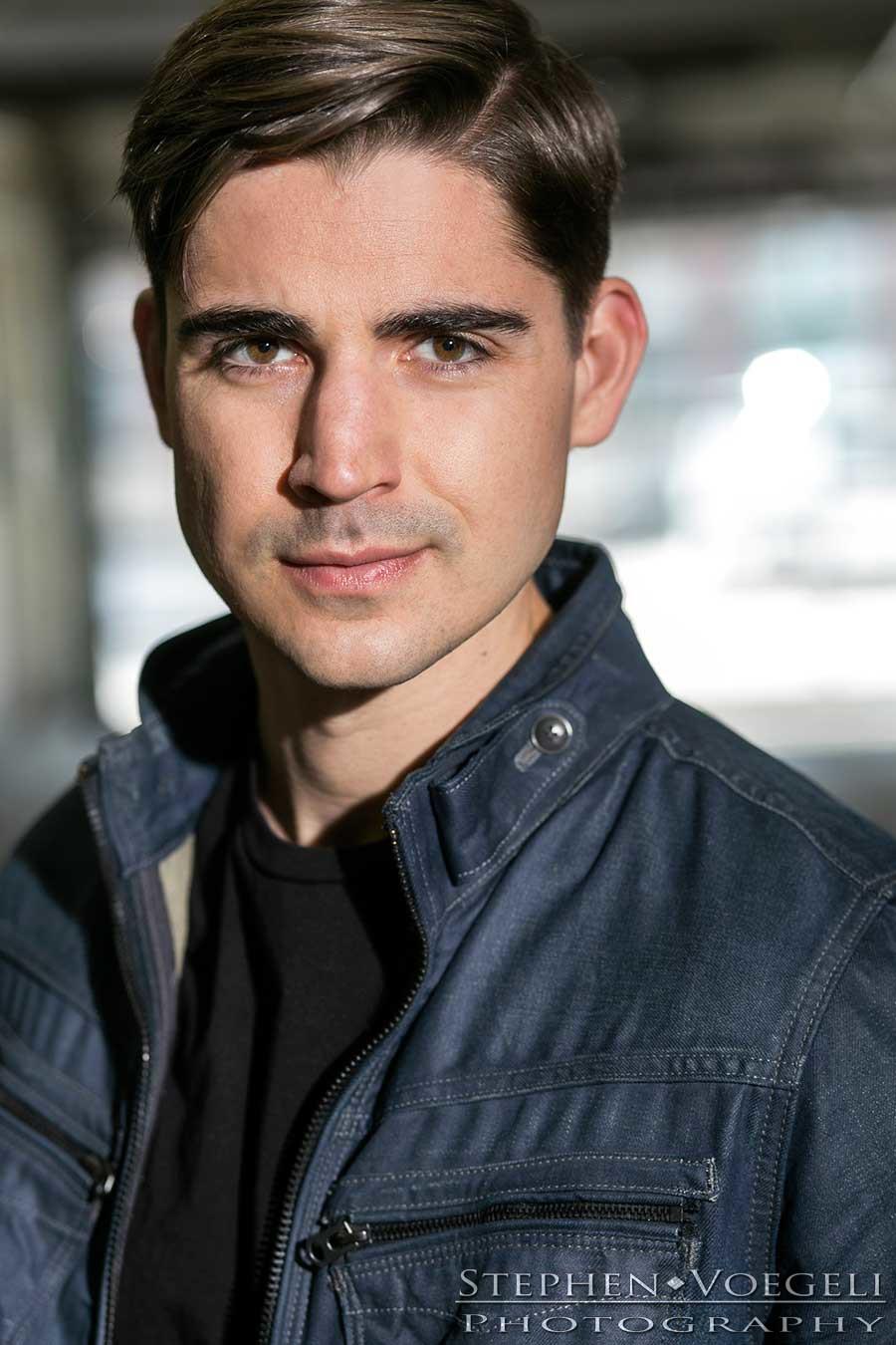 Actor Headshots – Stephen Voegeli
